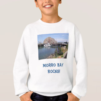 Morro Bay Rocks Sweatshirt