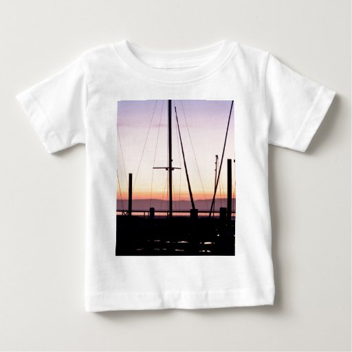 Morro Bay Sunset Tee Shirt