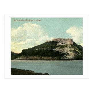 Morro Castle, Santiago de Cuba 1913 Vintage Postcard