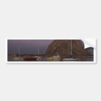 Morro Rock Bumper Sticker