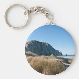 Morro Rock Keychain