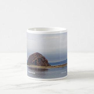 Morro Rock Morro Bay California Products Classic White Coffee Mug