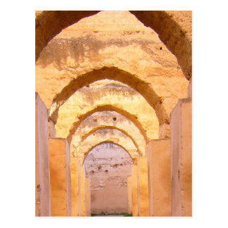 morrocan arches via mao post cards