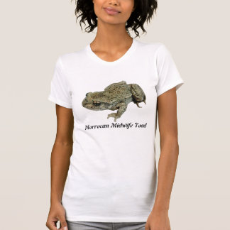 Morrocan Midwife Toad T Shirt