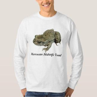 Morrocan Midwife Toad Tee Shirts