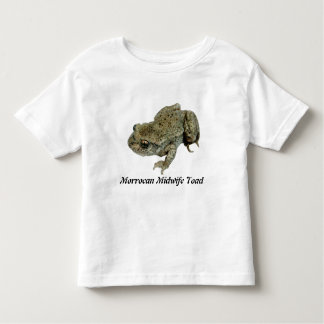 Morrocan Midwife Toad Toddler T-shirt