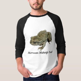Morrocan Midwife Toad Tshirt