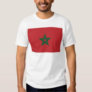 Morroco Flag T-Shirt