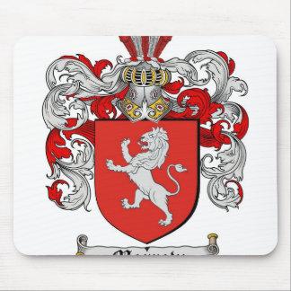 Morrow escudo de armas alfombrilla de raton