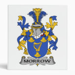 Morrow escudo de la familia