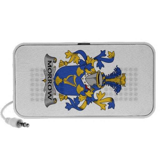 Morrow escudo de la familia PC altavoces