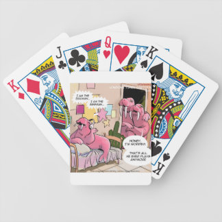 Morsa del canto padres preocupantes divertidos barajas de cartas