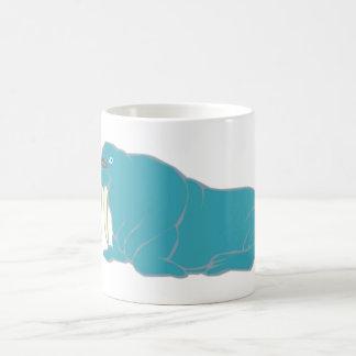 Morsa walrus taza clásica