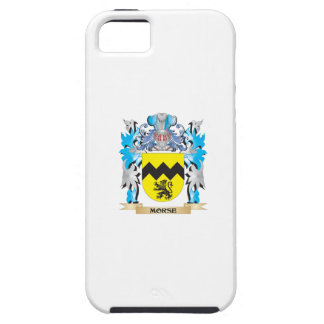 Morse Coat of Arms - Family Crest iPhone 5 Case