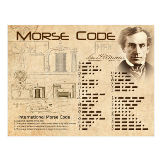 morse code gifts on zazzle