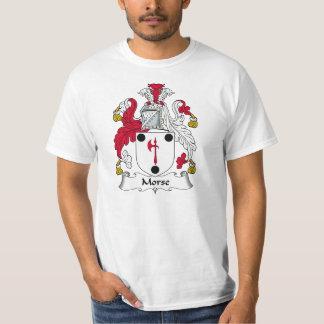 Morse Family Crest T-Shirt