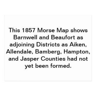 Morse Tarjetas Postales