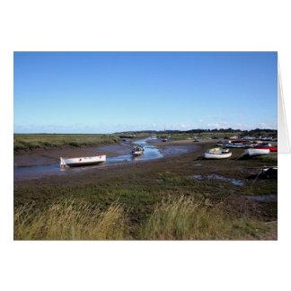 Morston, North Norfolk Card