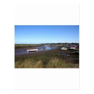 Morston, North Norfolk Postcard