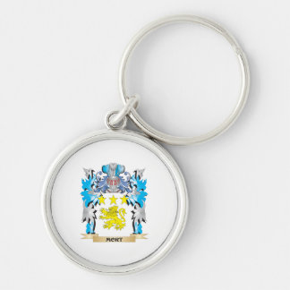 Mort Coat of Arms - Family Crest Key Chain