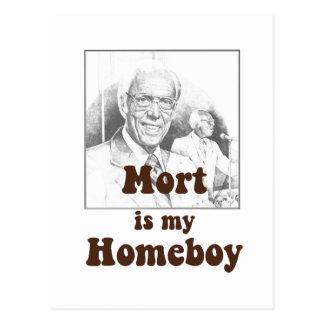 Mort es mi Homeboy Postal