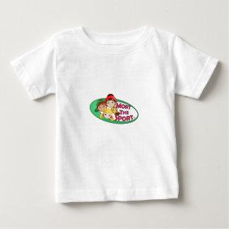 Mort The Sport Logo Baby T-Shirt