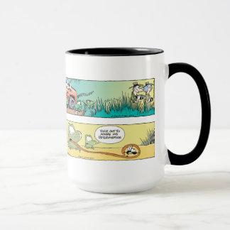 Mort & Wart The Frog Cartoon Compilation Mug