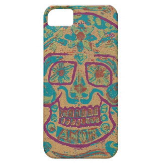 Morta Amor Sugar Skull iPhone SE/5/5s Case