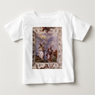 Mortal Man Guided to Divine Eternity Paolo Verones Baby T-Shirt
