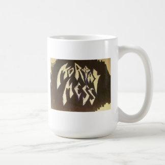 Mortal Mess Mug