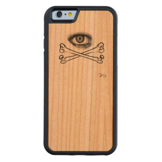 Mortal Mysteries Carved® Cherry iPhone 6 Bumper Case