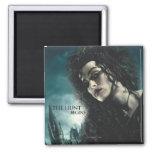 Mortal santifica - Bellatrix Lestrange 2 Imán Cuadrado