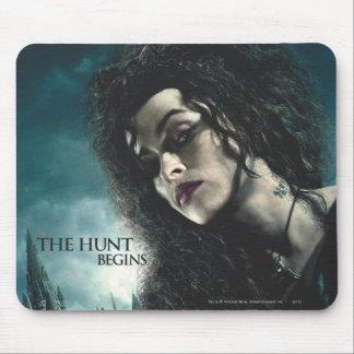 Mortal santifica - Bellatrix Lestrange 2 Mouse Pad