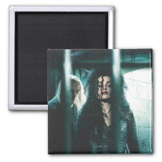 Mortal santifica - Bellatrix y Lucius Imán Cuadrado