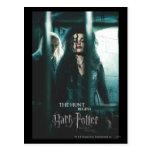 Mortal santifica - Bellatrix y Lucius Postal