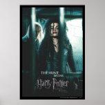 Mortal santifica - Bellatrix y Lucius Póster