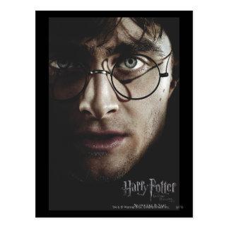 Mortal santifica - Harry Potter Tarjeta Postal