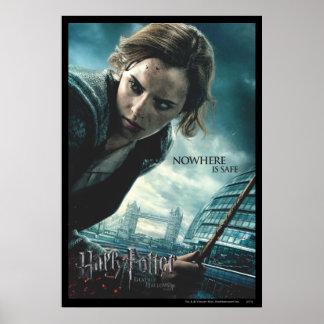 Mortal santifica - Hermione 2 Posters