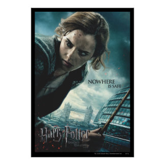 Mortal santifica - Hermione 2 Póster