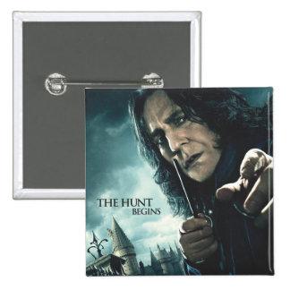 Mortal santifica - Snape 2 Pin