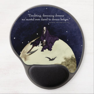 Mortality and the Moon Gel Mouse Pad