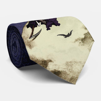 Mortality and the Moon Tie