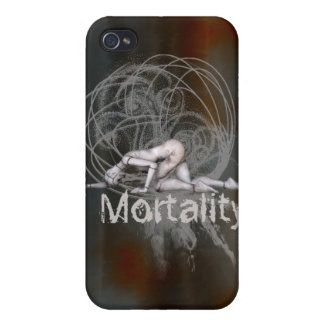 Mortality Case For iPhone 4