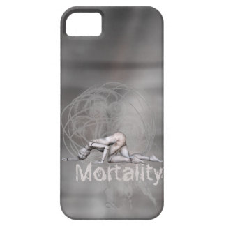 Mortality iPhone 5 Covers