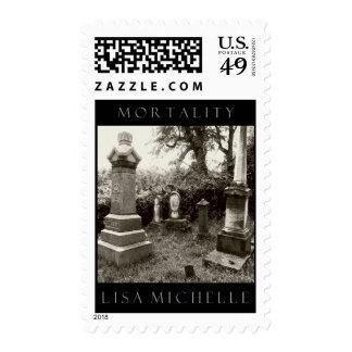 Mortality Postage Stamp