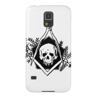 Mortality Square and Compasses Galaxy S5 Cover