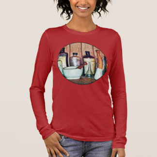 Mortar and Pestle and Pestle Long Sleeve T-Shirt
