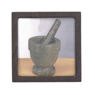 """""""Mortar and Pestle"""" Premium Jewelry Boxes"""