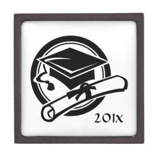 Mortar Board & Diploma Premium Gift Box