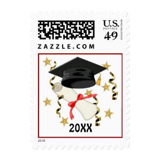 Mortar & Diploma - Customize Stamps